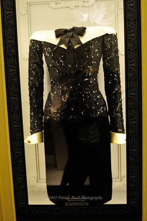 Dress worn by Princess Diana