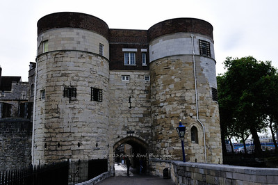 Entrance to the Tower of London