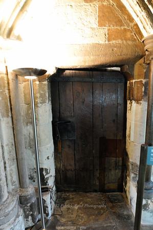 The oldest door in England