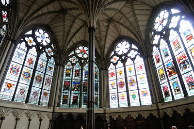 Chapter House of Westminster Abbey