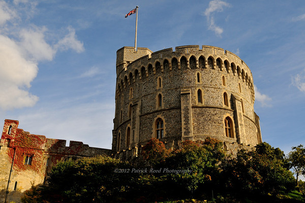 London - Windsor Castle, St. Paul's Cathedral