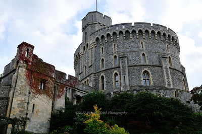 The Round Keep of Windsor Castle