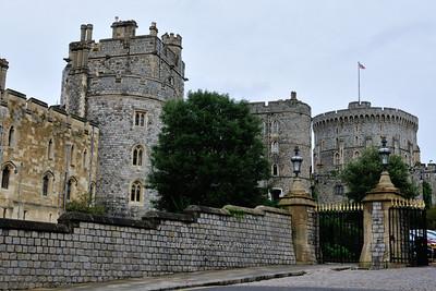 Part of Windsor Castle