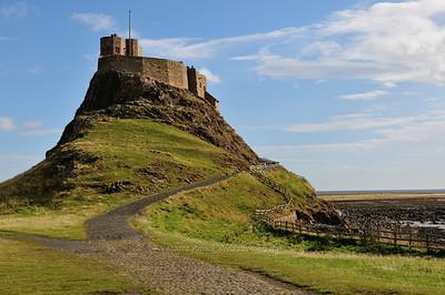 Lindisfairne Castle