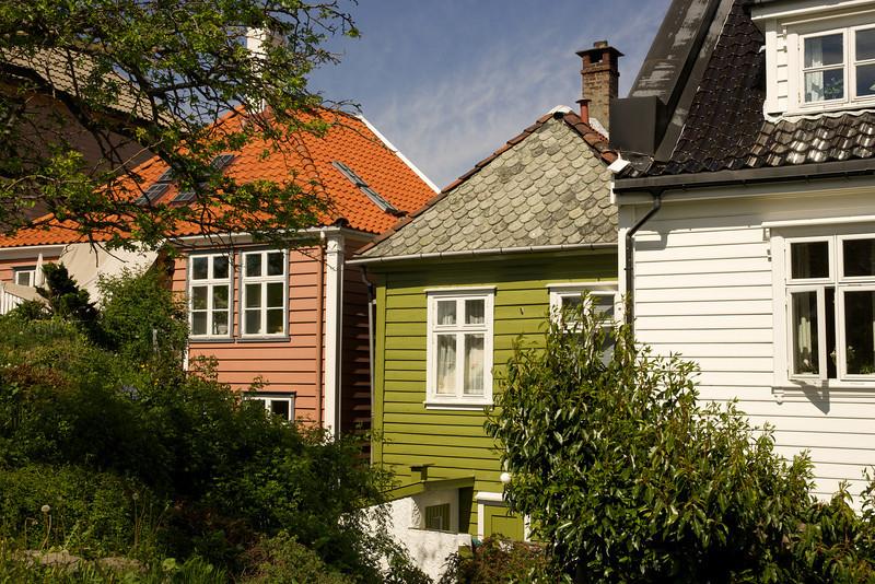 Colorful Neighborhood, Bergen