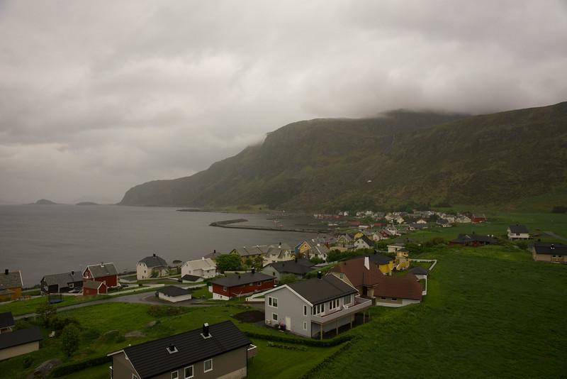Alnes Village Giske Island