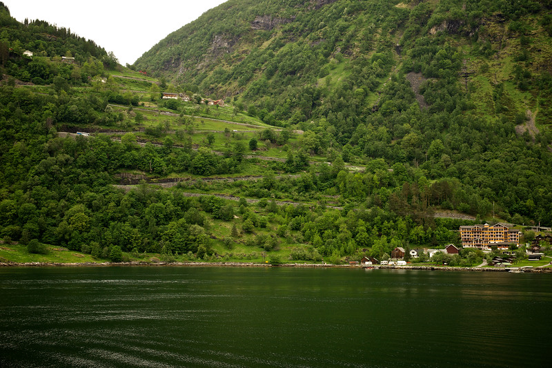 Geiranger and Eagles Road