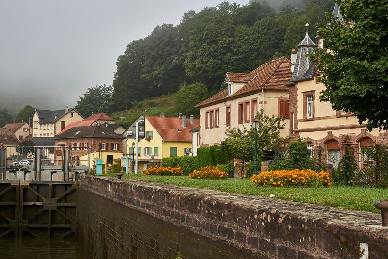 A picturesque village