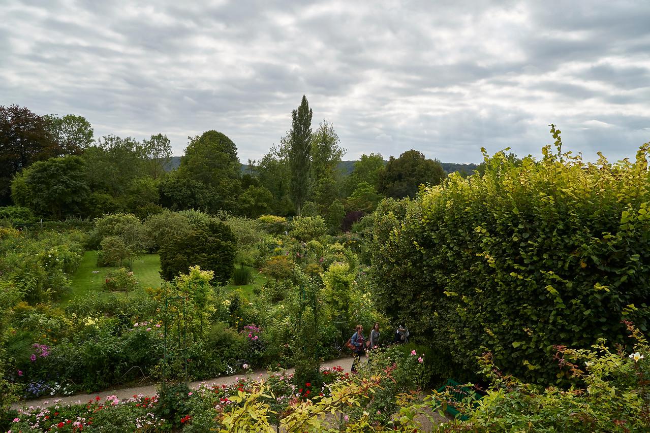 Window View Monet's Home