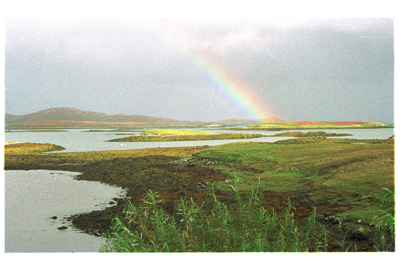 Rainbow Harris island