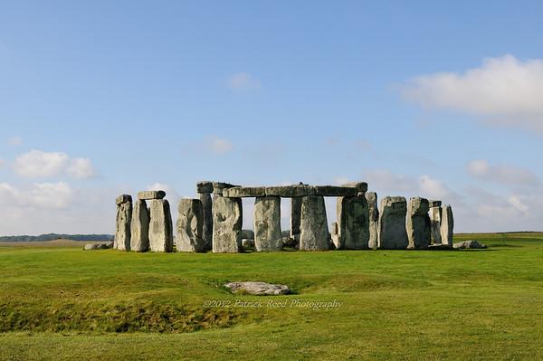 Stonehenge, Avebury, Lacock and Castle Combe