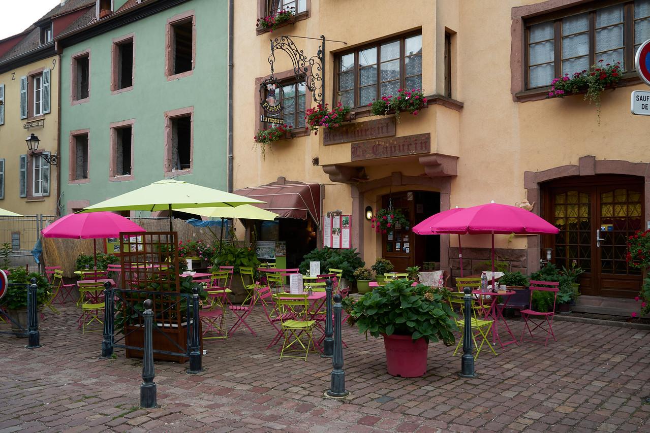 Restaurant Le Capucin Kaysersberg