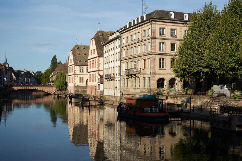 River Ill Strasbourg