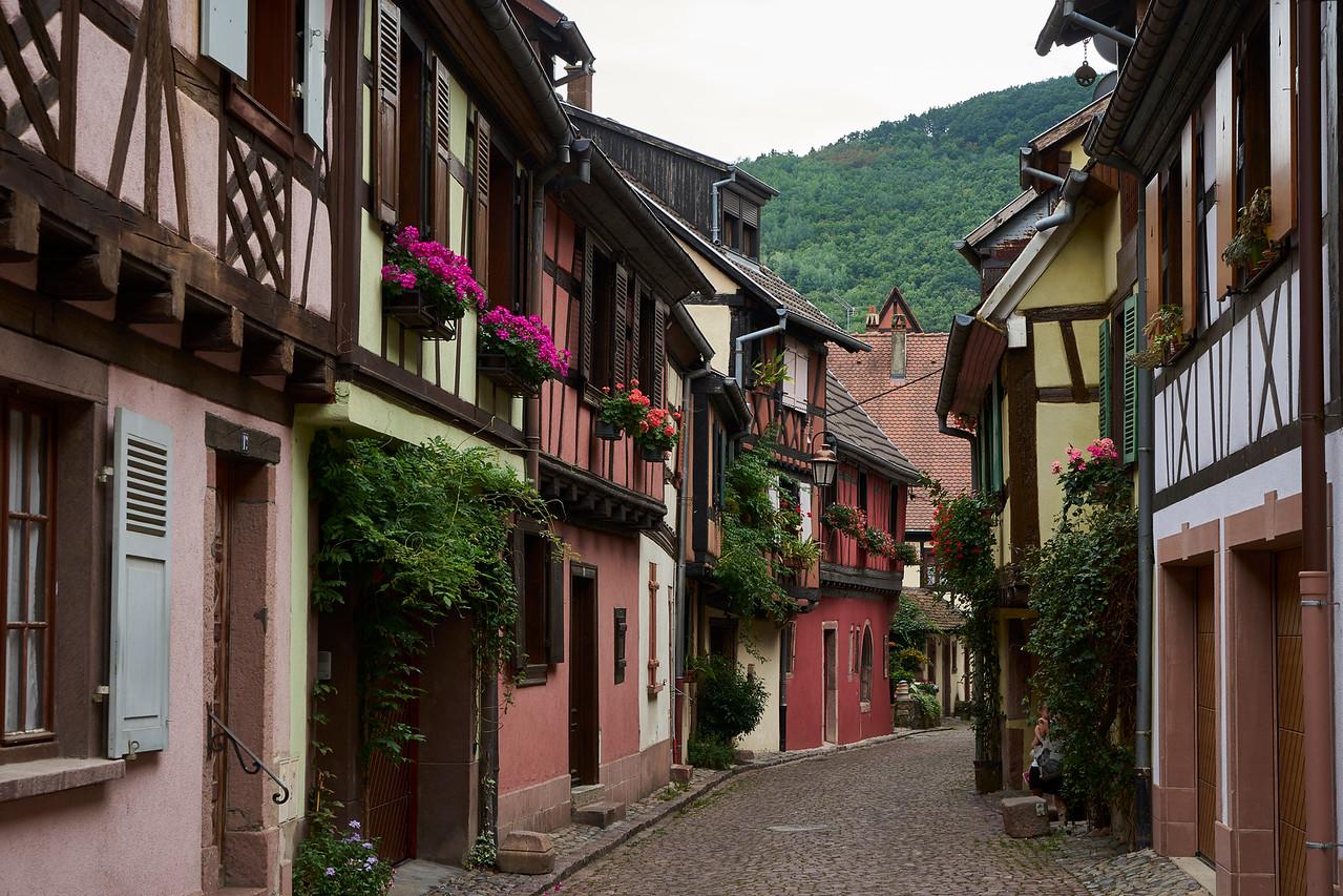 Old street Kaysersberg