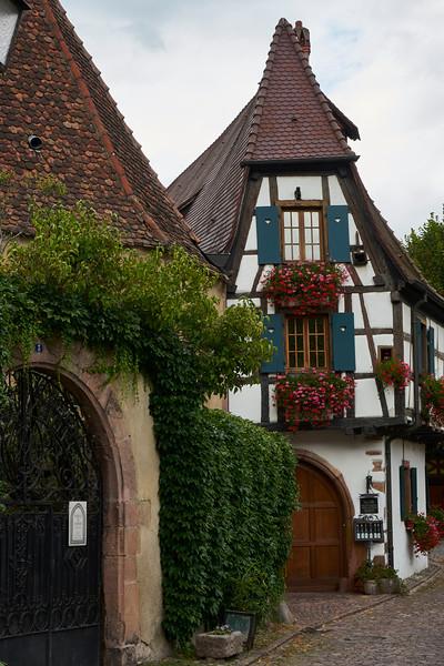 Old homes Kaysersberg