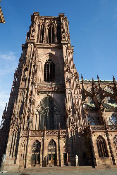 Tower Notre Dame de Strasbourg
