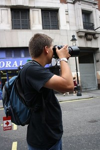 Travelling Photographer