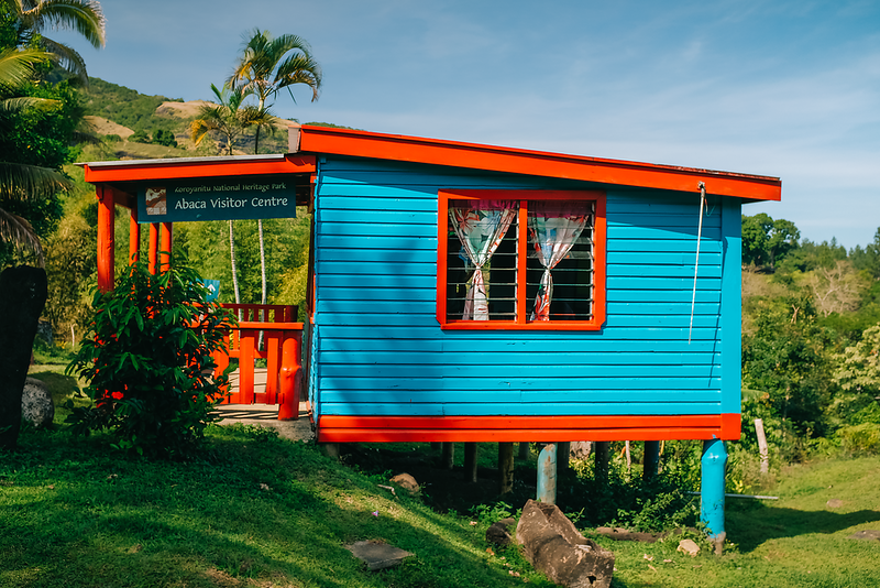 Fiji 2019 Abaca Village Stay_01