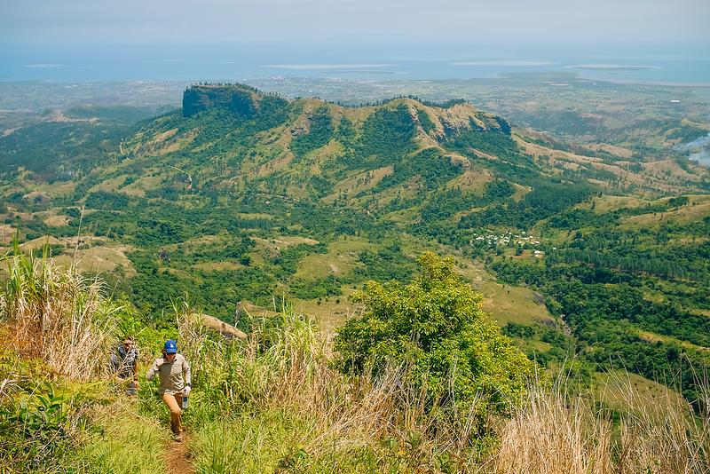 Fiji 2019 Mt Batilamu Hike_08