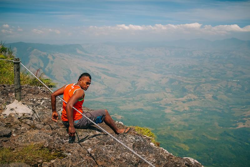 Fiji 2019 Mt Batilamu Hike_19