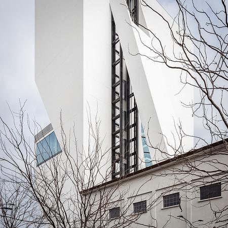 Fondazione Prada Torre, Milano / designed by @oma.eu