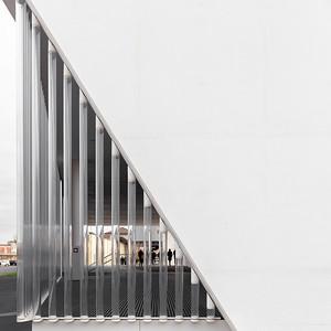 Fondazione Prada Torre detail, Milano / designed by @oma.eu