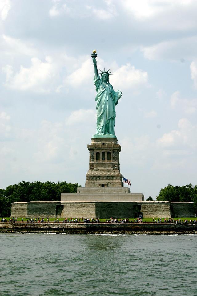 Statue of Liberty, New York City, NY