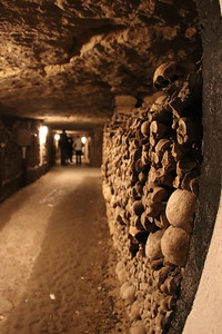 Paris Catacombs www.catacombes.paris.fr