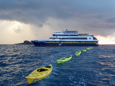Lindblad's National Geographic Islander