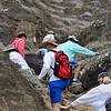 Climbing Punta Pitt, San Cristóbal