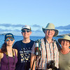 Shannon, Brian, Joe, and Linda Barrett