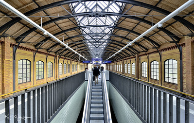 Berlin Bellevue Station