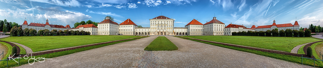 Munich Nymphenburg Castle