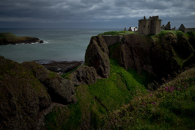 Dunnottar Castle Cliffs