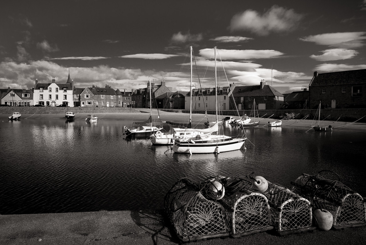 Stonehaven Lobster Pots