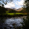 River Esk to Scafell Pike