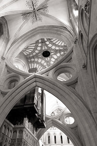 Scissor Arches, Wells Cathedral