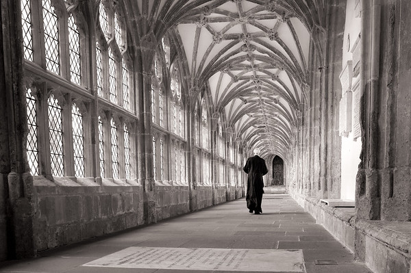 Cloister, Wells Cathedral