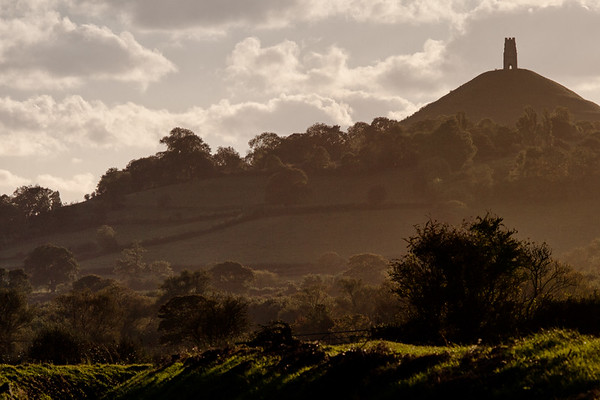 Late Afternoon, Glastonbury Tor