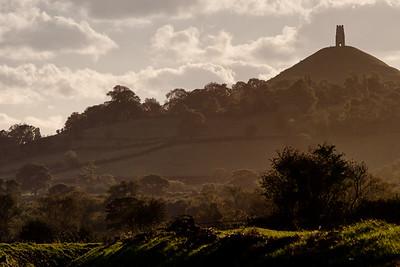 Late Afternoon, Glastonbury Tor