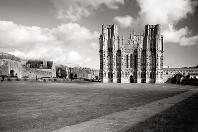 West Front, Wells Cathedral, Wells Cathedral