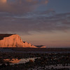 Seven Sisters Sunset.