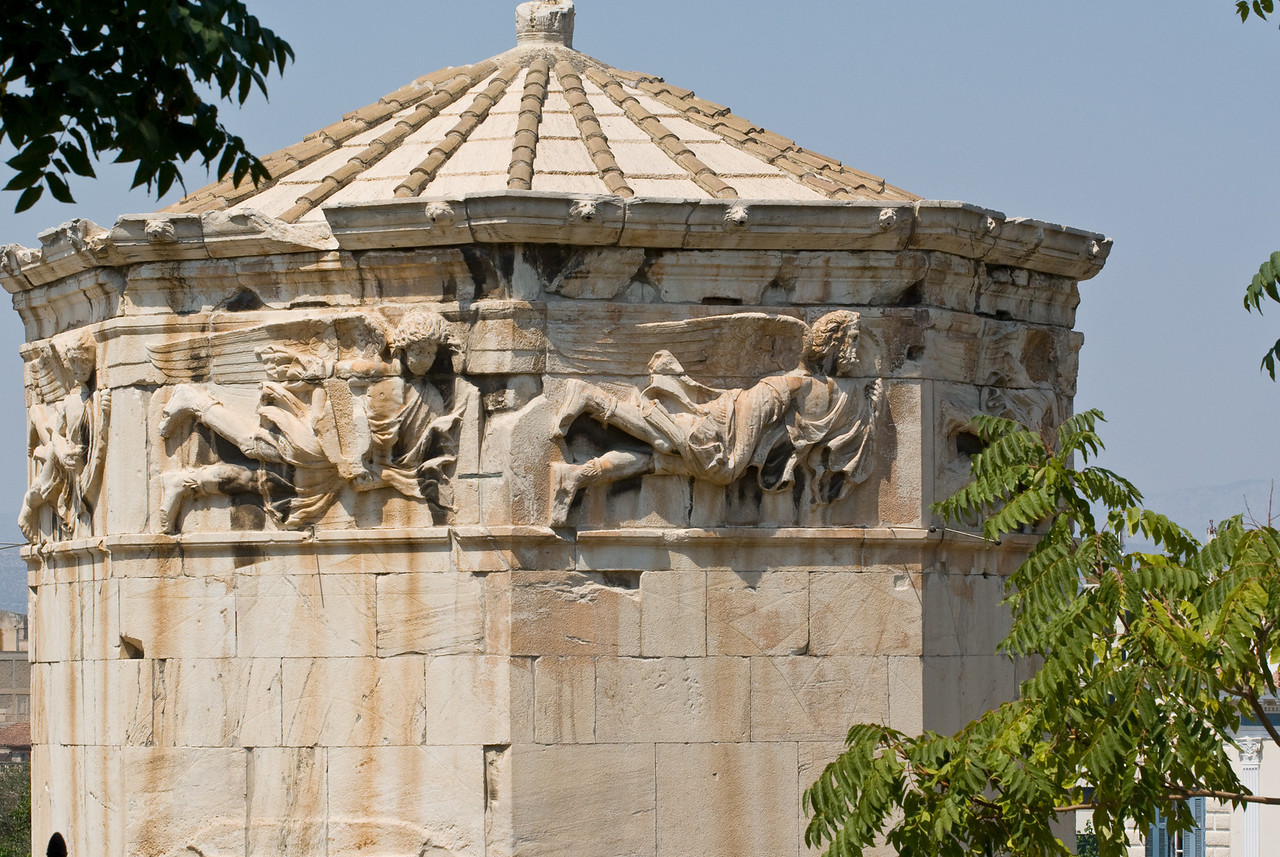 Greece Turkey 2007<br /> tower of the winds