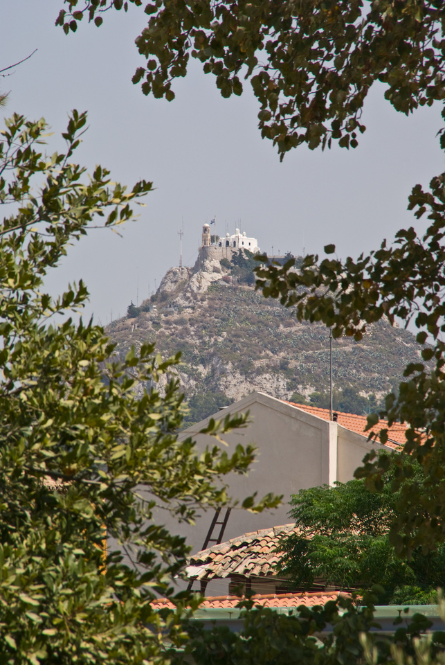 Athens<br /> St George's and Lycabettus Hill