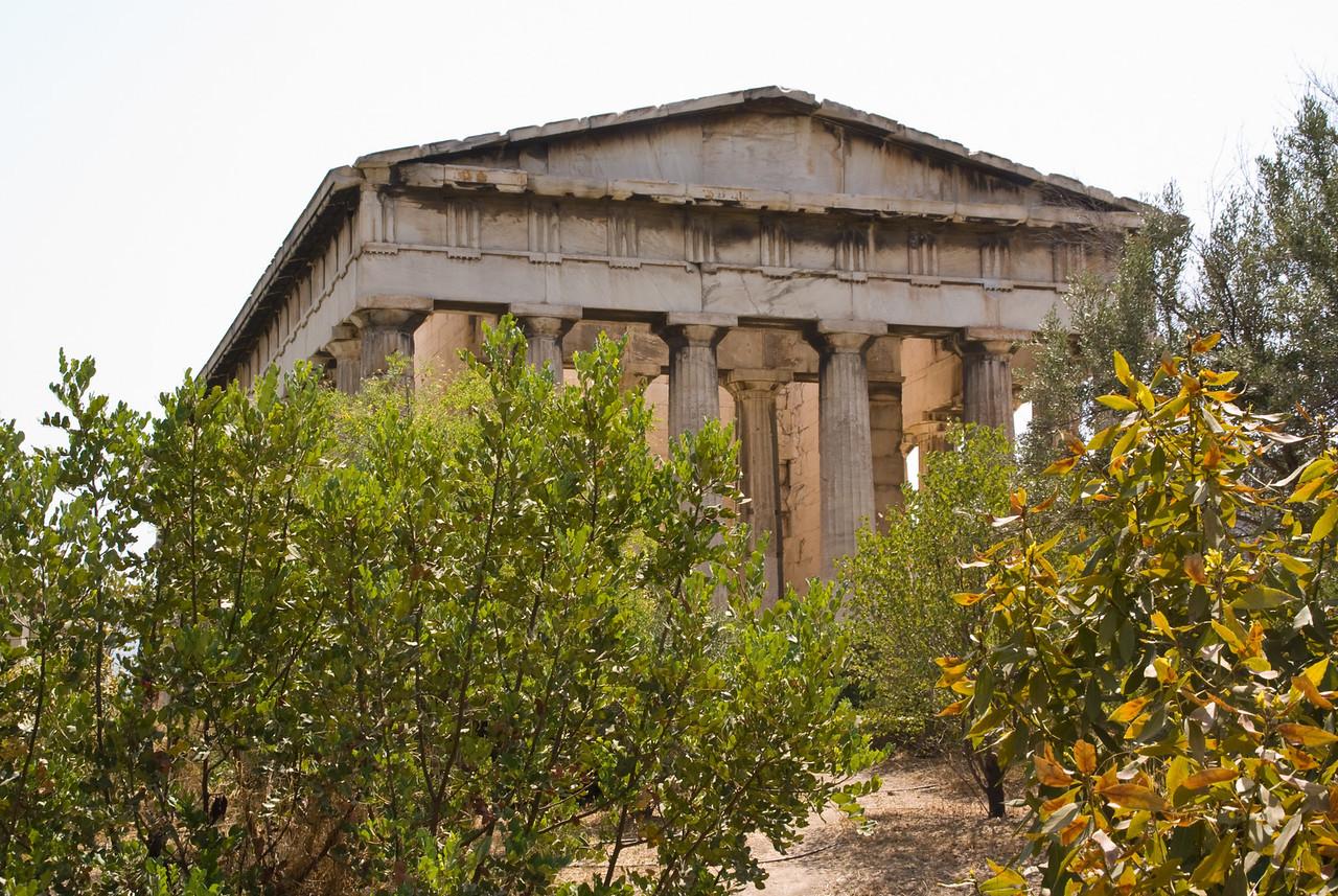 Athens<br /> temple of Hefaestus