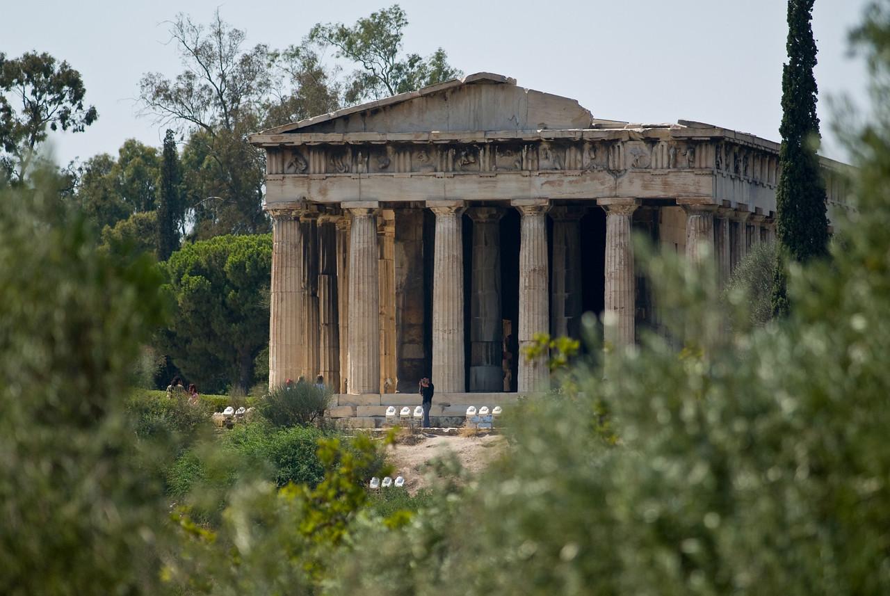 Greece Turkey 2007<br /> Haphaestus temple