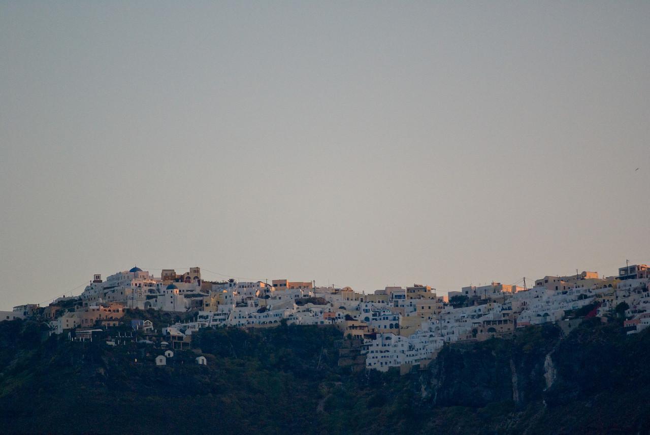 Santorini<br /> Thria