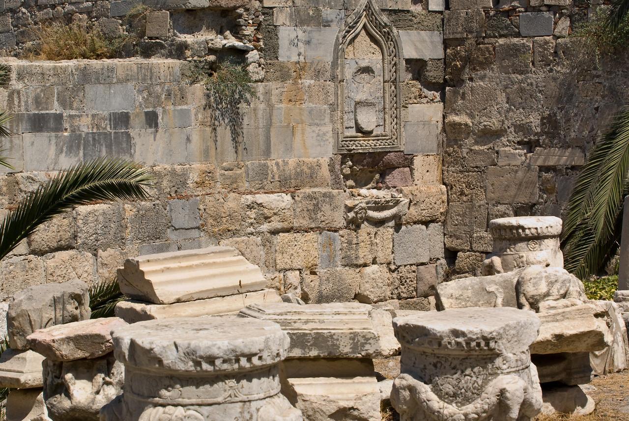 Greek IslandsRhodes Town<br /> Rhodes Town