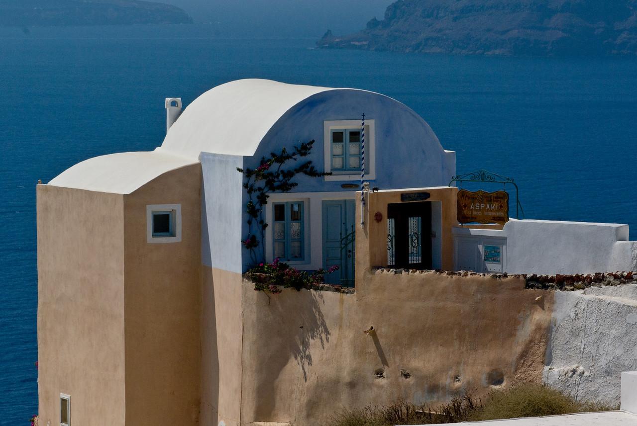 Santorini<br /> Oia