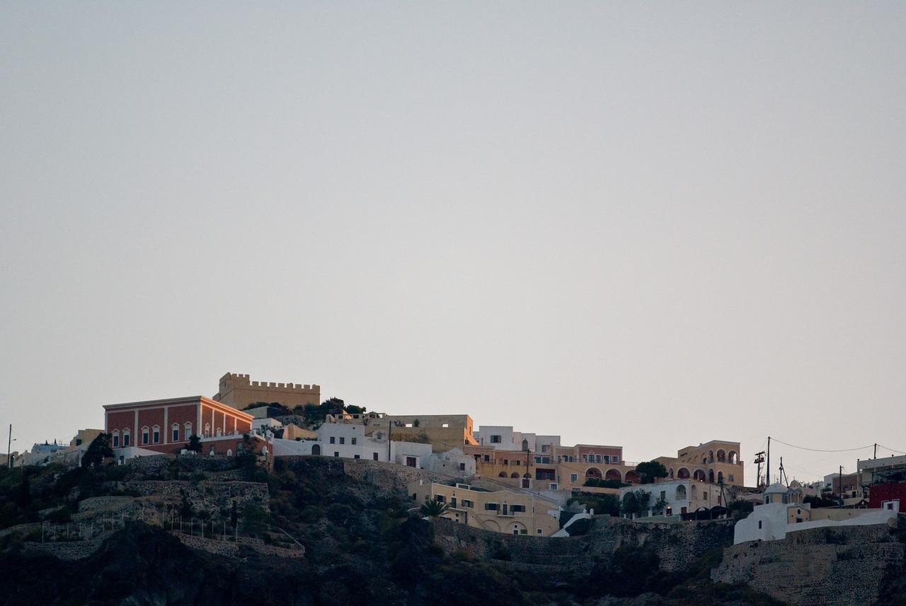 Santorini<br /> Faria